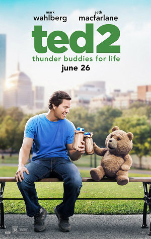 Ted 2 movie poster in hd