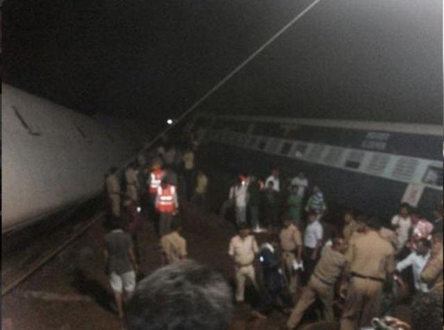 kamayni express accident