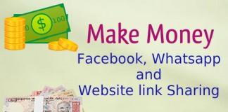 make money from link shorten tools