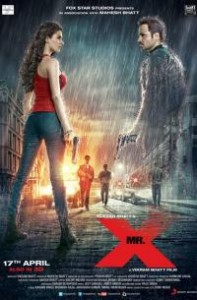 Mr. X bollywood movie free wallpaper download