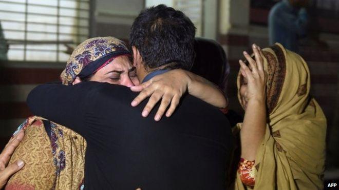 Deadly Heatwave in Pakistan's Sindh province leaves 120 dead