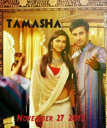 Tamasha Ranbir - Deepika first look
