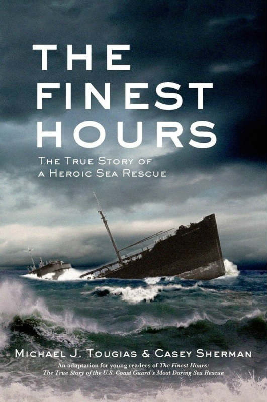 The Finest Hours (2016) Movie poster