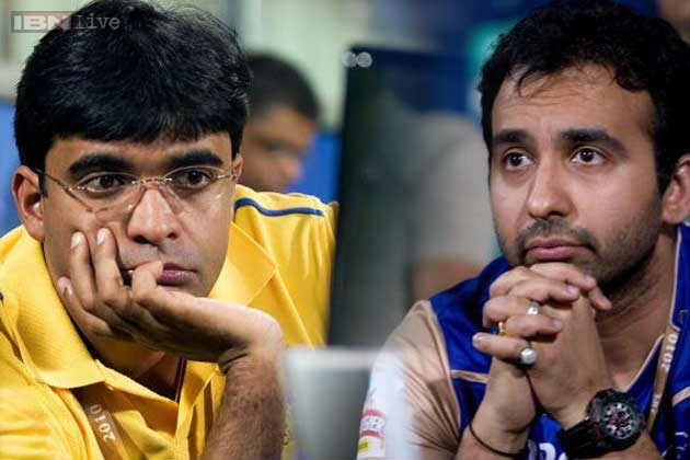 Gurunath Meiyappan and Raj Kundra found guilty in IPL T20 fixing